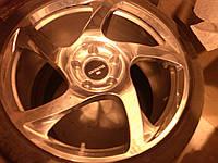 Колесный диск TC51 11x21 Turbine Design Левый
