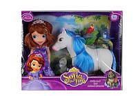 Принцесса София Sofia с лошадью ZT8820