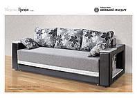 """Прямой диван """"Греция"""" с пружинным блоком"""