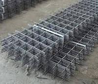 Сетка кладочна ВР-1 50х50х3мм ГОСТ  раскрой карты 0,38х2м,0,5х2м,1х2м,2х3м,2х4м,2х6м,3х9м.