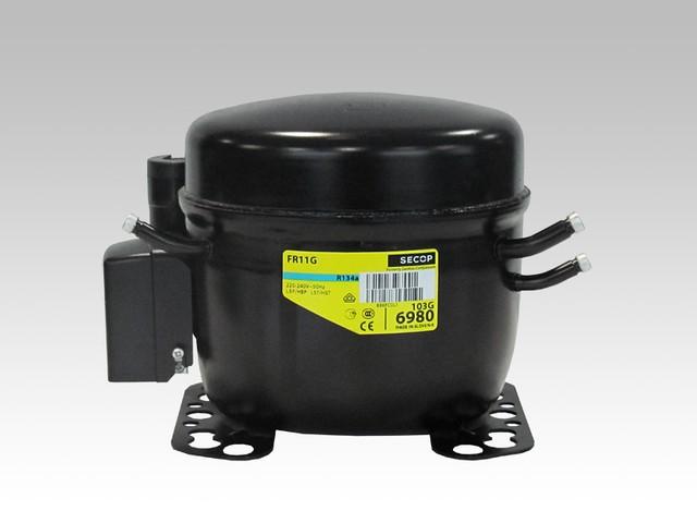 Компрессор холодильный герметичный Danfoss FR10G (поршневой компрессор)