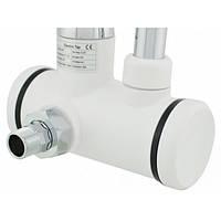 Проточный кран-водонагреватель Dеlimano для умывальника или кухни c LCD экраном с боковым подключением!