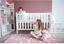 Детская кроватка с ящиком Barcelona Pinio, фото 2