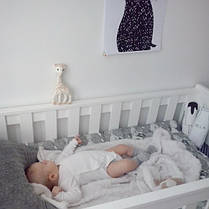 Детская кроватка Barcelona Pinio, фото 3