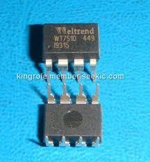 Микросхема WT7510 DIP8