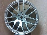 диск колесный 22x10 5x120 ET 30 Silver
