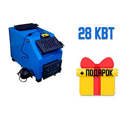 Котел длительного горения Огонек КОТВ 28 кВт (4 мм), фото 2