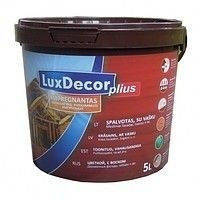 Акриловая пропитка LuxDecor Plius Люкс Декор, ДУБ, 10 л