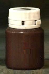 Фарба акрилова Темно-коричнева