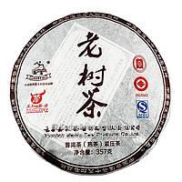 Чай Пуэр Шу Элитный 2007 года прессованный 357г