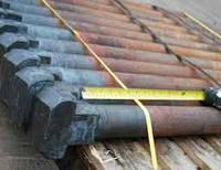 Болт М10х50 ГОСТ 13152-67 (DIN 186 B, DIN 188, DIN 261) для станочных пазов с фасонной головкой