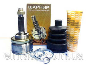 Шарнір /граната/ ВАЗ 2121 зовнішній (вир-во ТРІАЛ)