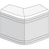 NEAV 120x40 угол внешний изменяемый (70-120 °), белый RAL9001