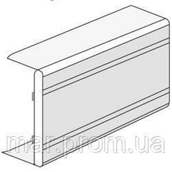 NTAN 120x80 тройник / отвод, белый RAL9001