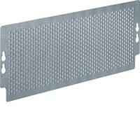 Монтажная пластина перфорованная с винтами, 95х265мм