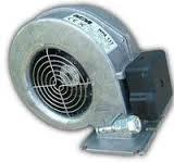 Турбина нагнетательная для твердотопливных котлов WPA-120