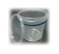 Ведро 2.3 л. пластиковое для пищевых продуктов