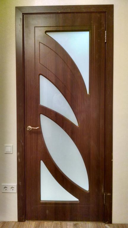 Установка дверей Феникс