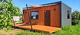 Дачный домик / Модульный дом / Модульный офис, фото 2