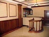 Реставрация деревянных панелей