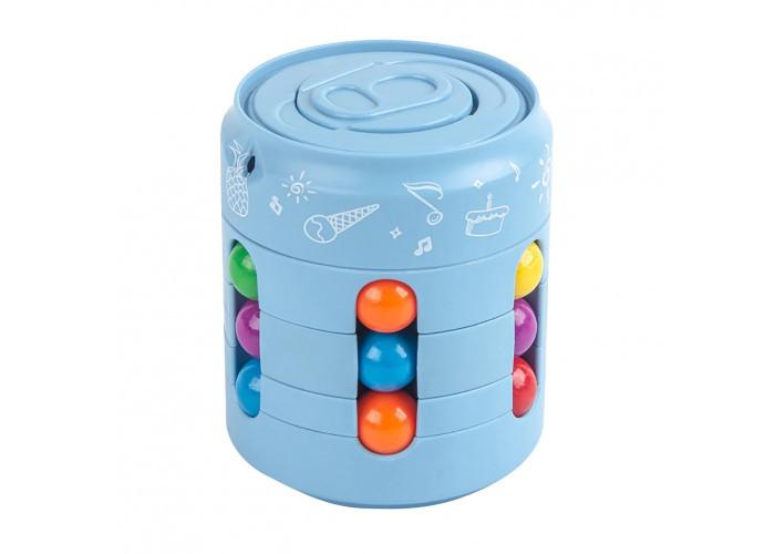 Головоломка антистрес Fidget Cans Cube Блакитний