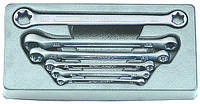 Набор ключей накидных FORCE 5062 Е-профиль (Torx) 6 пр. (E6-E24)