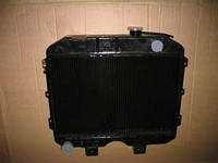 Радиатор водяного охлаждения УАЗ (3-х рядн.) (пр-во г.Бишкек)