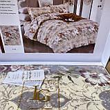 Комплект постельного белья из сатина Евро размера 200*230 Ткань - Хлопок, фото 2