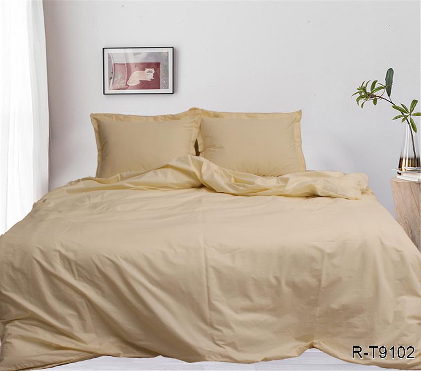 Комплект постельного белья двуспальный R-T9102 ранфорс