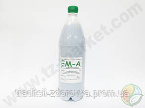 Препарат ЕМ-А для восстановления плодородия почвы и полива растений, 0.5 л
