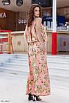 Жіноче плаття в підлогу, фото 5