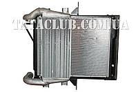 Радиатор охлаждения основной с интеркуллером в сборе  ASHOK Leyparts orig,Индия