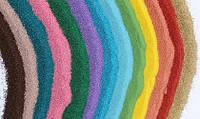 Цветные пески