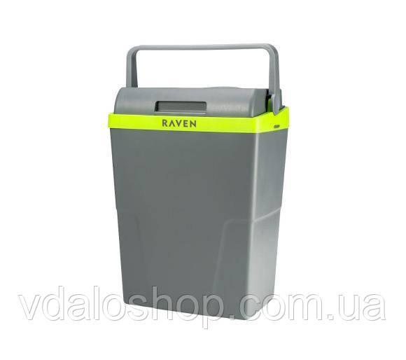 Туристический холодильник RAVEN ELT002 VBS-1030 Автомобильный холодильник 12/230V переносной холодильни УЦЕНКА