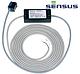 Передатчик импульсов Reed Opto OD 01(02) для счетчиков воды Sensus типа WP-Dynamic и WPD (Словакия-Германия), фото 3