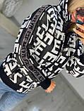 Жіноча стильна брендовий куртка з капюшоном,3 кольори, розміри: 38,40,42,44 євро, 4 кольори., фото 2