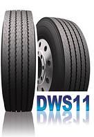 Шини Daewoo DWS11 295/80 R22.5 152/148M рульова