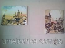 Киев глазами Сергея Брандта Готовые работы картин по номерам