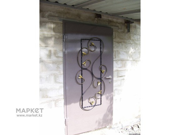 Металлические двери эконом класса от производителя - OOO «Металл Комфорт Сервис»  в Одессе