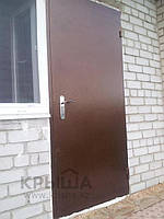 Дверь металлическая входная утепленная