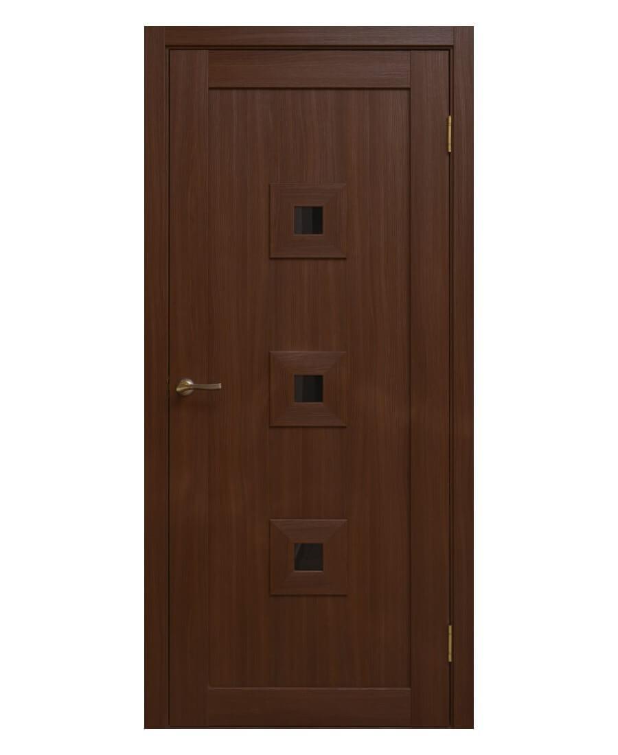 Дверное полотно Notte  (NT-5) 80 п/о экошпон грей