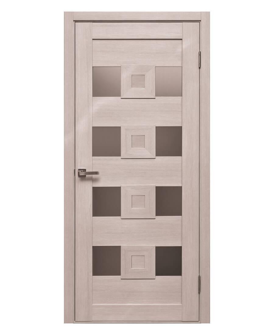 Дверне полотно Constanta (CS-6) 80 п/о екошпон грей