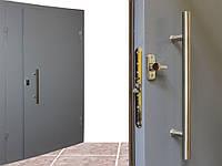 Дверь железная подъездная