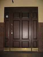 Замена входных дверей в подъезд
