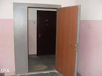 Тамрная дверь эконом класса