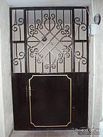 Входные двери в подъезд размеры