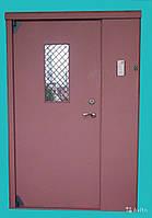 Изготовление подъездных металлических дверей