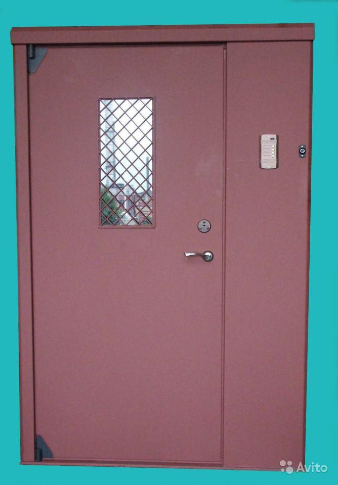 Изготовление подъездных металлических дверей - OOO «Металл Комфорт Сервис»  в Одессе