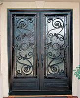 Двери металлические входные подъезда