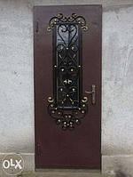 Входные двери с установкой под ключ